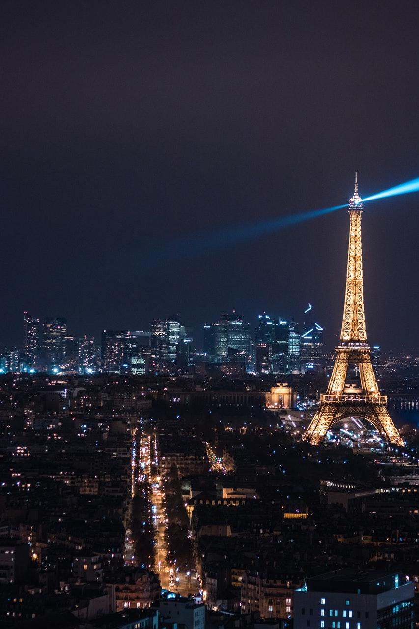 Choisir Paris comme lieu de domiciliation